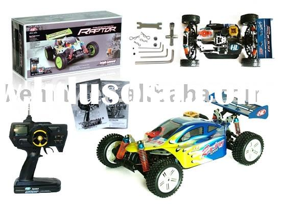 1:10 Radio Remote Control R/C Gas Dune Buggy Off Road Rally Car 153630