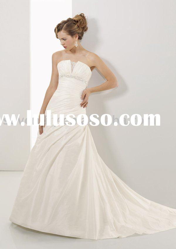 2010 New Best Selling Bridal Wedding Dresses