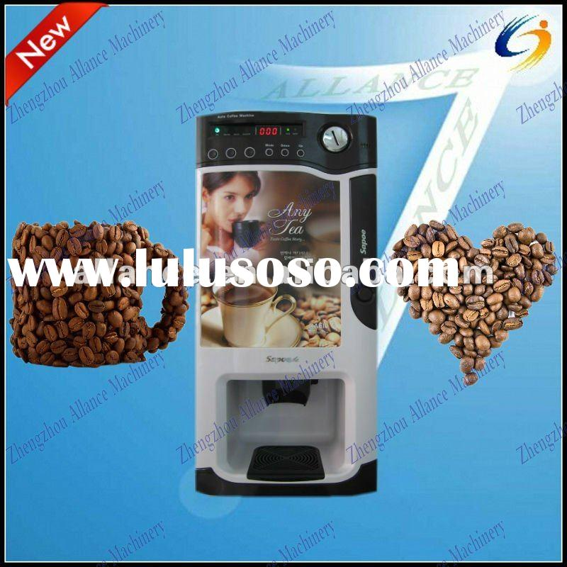2012 Best seller coffe machine automatic