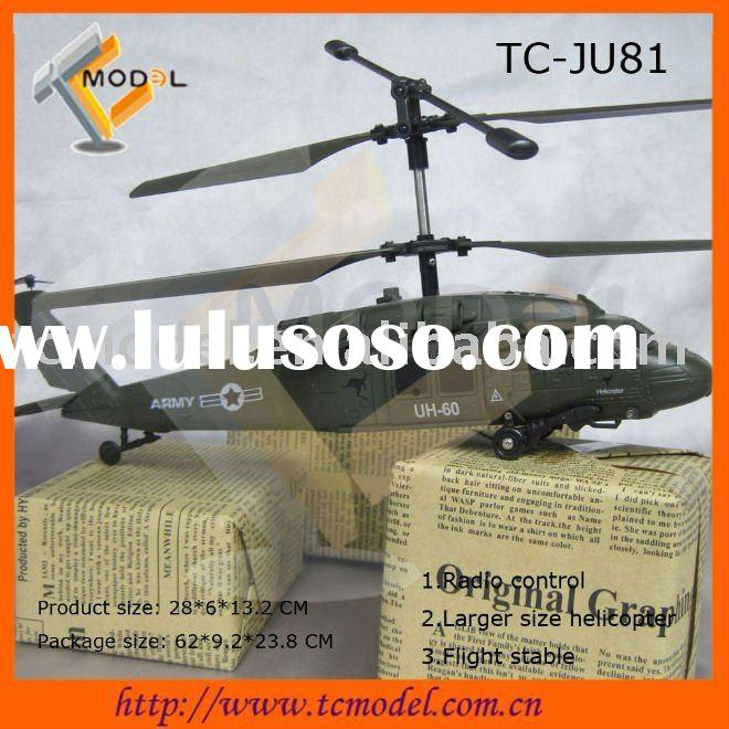 3-Channel Mini Remote Control Model Helicopter with biult in Gyro