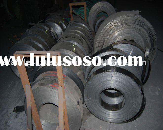 AISI 310 cold rolled stainless steel strip/coil(surface:bright)