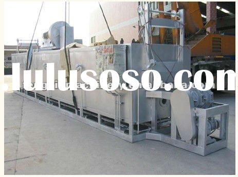 Aluminum rod heating Furnace