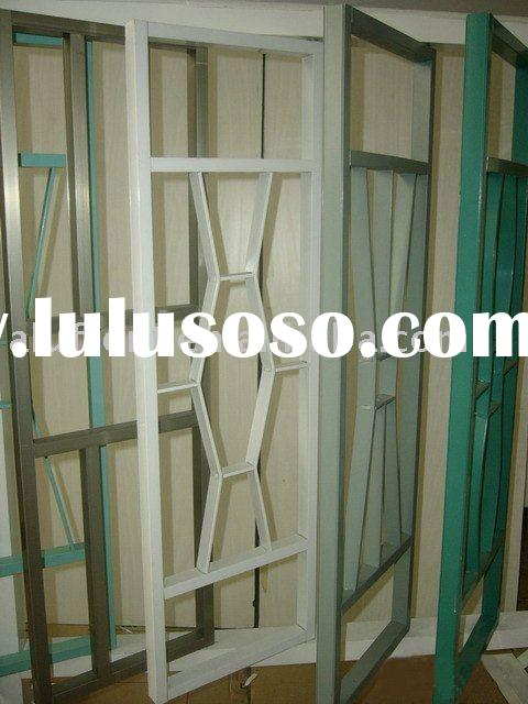 Aluminum window grille