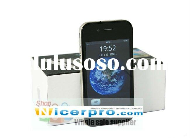 Android A9++ 3.5 inch multi-touch Android 2.2 Built in GPS wifi Dual sim Quadband Unlocked Cellphone