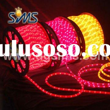 Battery powered led strip lights for car