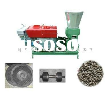CE Approved Durable&Reasonable Biomass Pellet Press/Pellet Mill With Large Capacities(Tel:86-371