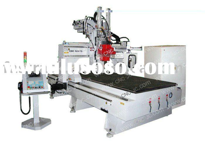 CNC Router JCD1224 With Syntec Controller and YASKAWA Servo Motor