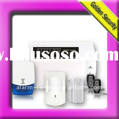 Chinese professional supplier wireless burglar alarm system for home