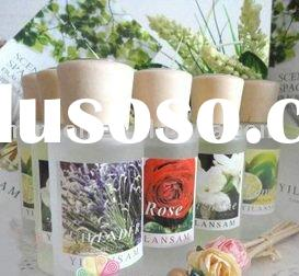 Fresh Aired Linen Oil diffuser with reed sticks MS-RD034