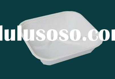 Ideal food packaging!!! 100% Biodegradable corn starch Container