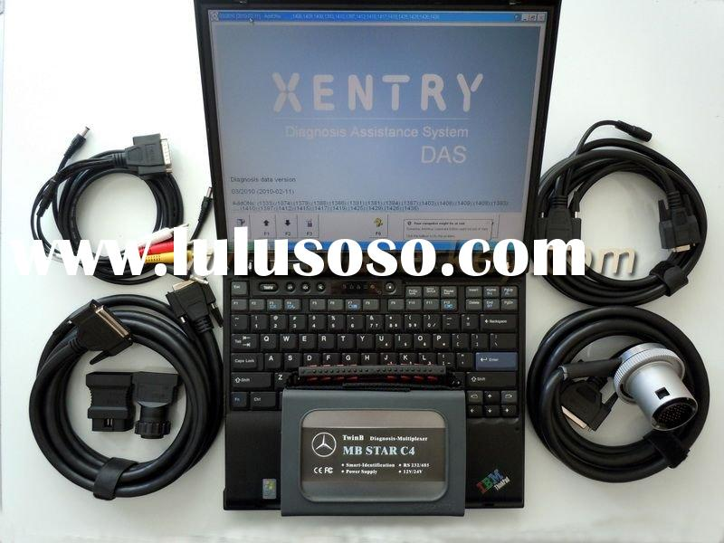 MB STAR C4 with IBM T30 laptop professional diagnostic tool for Mercedes-Benz
