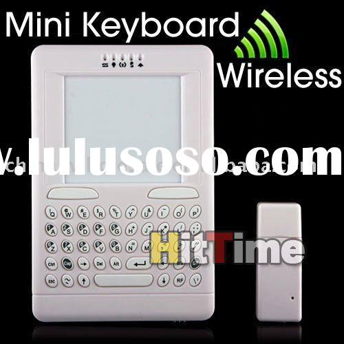 Mini Wireless PC Keyboard Mouse Touchpad Remote Control Wholesale Free Air Mail ONLY