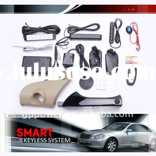 Newest design keyless entry remote control alarm with push button start engine for Japan car