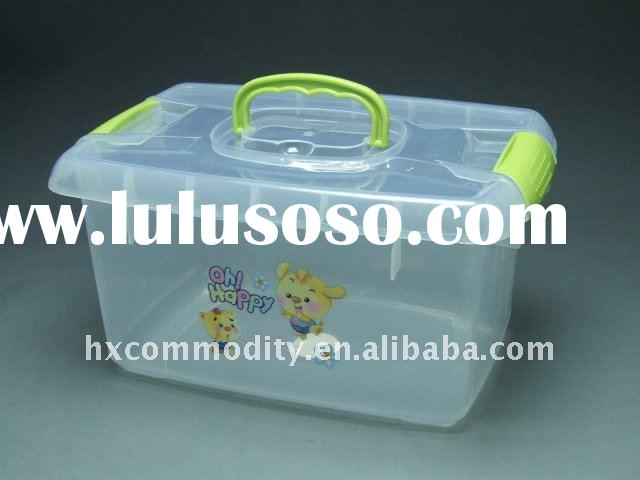 Plastic Storage container home storage box