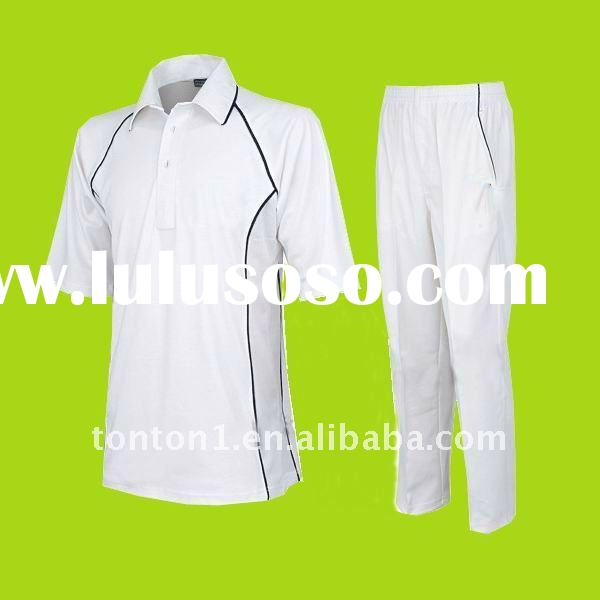 Professional Custom Design Cricket Wear
