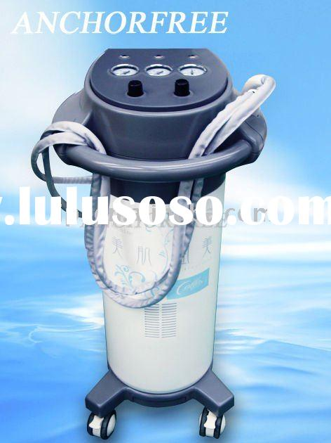 Professional aesthetic water oxygen jet skin care facial system W600