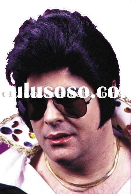 Rock N Roll Elvis synthetic Wig bshw-1947