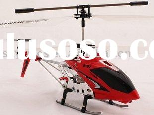 SYMA S107 rc mini helicopter RED 3ch