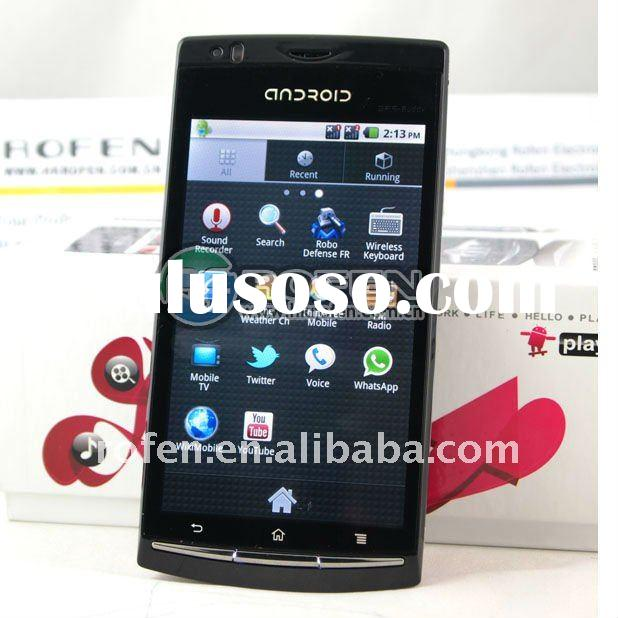 Star A7000 4.1 inch touch screen, android 2.2 OS, dual sim, TV, GPS, WIFI, unlocked mobile phone