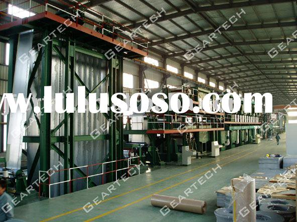 Steel Coating Line,steel coil coating line, coating line,color coating line, coil coating line, stee