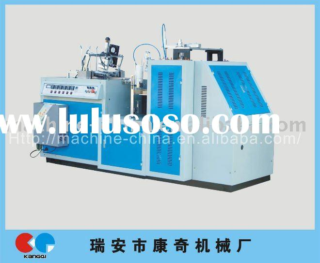 ZBJ-A16 AUTOMATIC Ultrasoinc fully Paper Cup making Machine