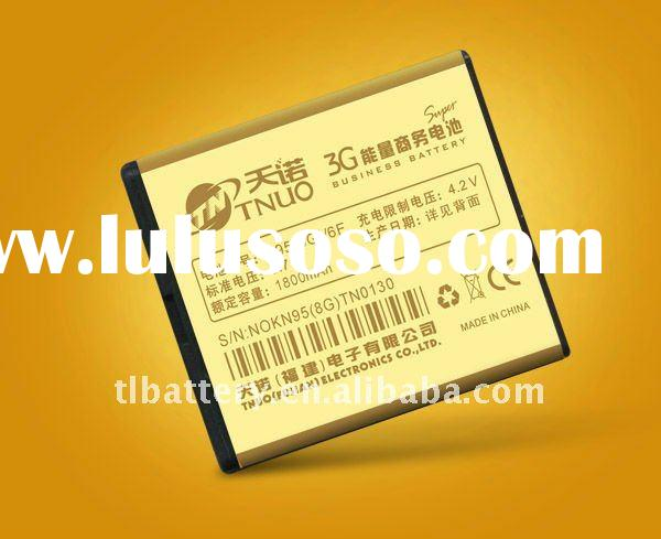 best selling 1200Amh cell phone battery BL-6F
