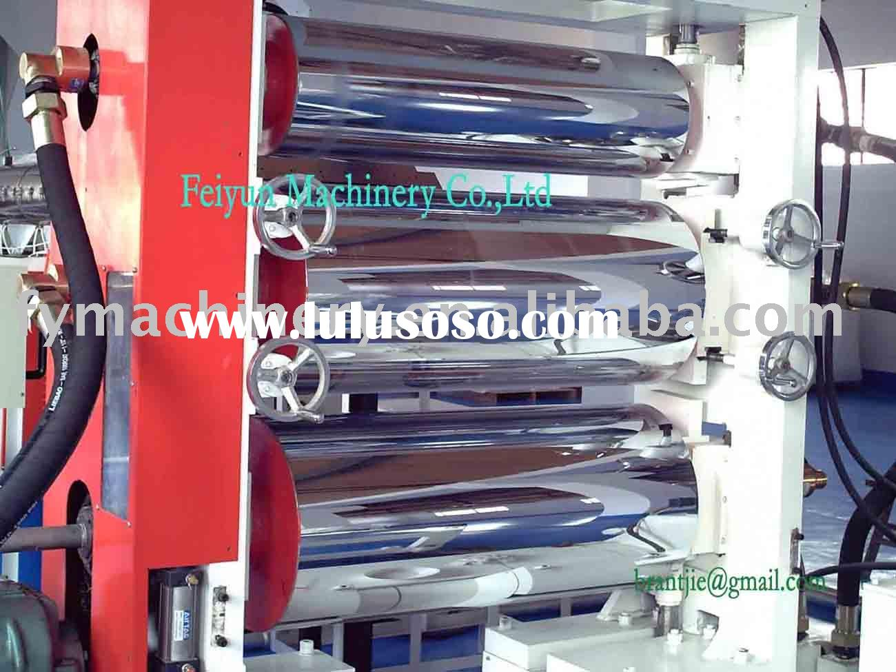 high quality good service long-term supply PVC,PE,PP,PS,ABS plastic sheet, plate production line