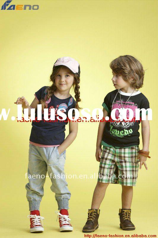 kids clothes /children garment made in China