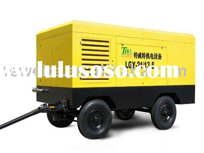 made in china portable screw type air compressor low price high quality