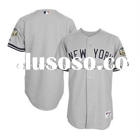 professional sublimation baseball jersey custom design