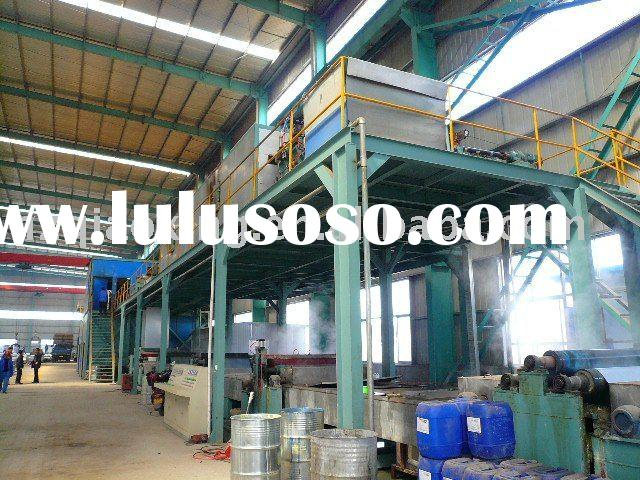 steel coil color coating production line/CCL