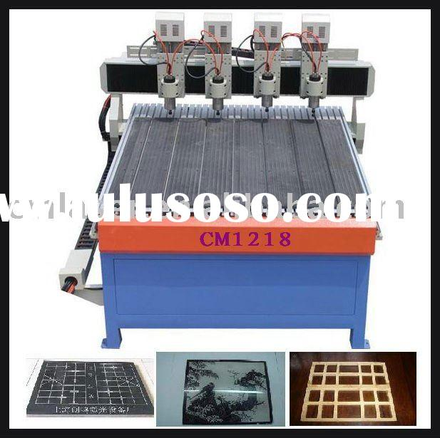 wood carving cnc router /wood engraving machine of cnc router/multi-head wood cnc router machine
