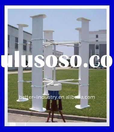 1000W Vertical Axis Wind Turbine generator (off grid)