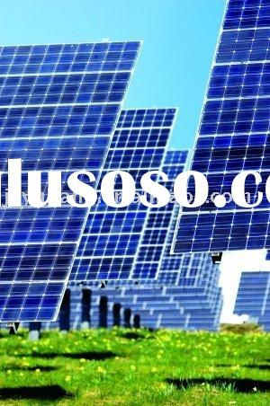 100kW on grid system for industrial use solar power system solar power panel