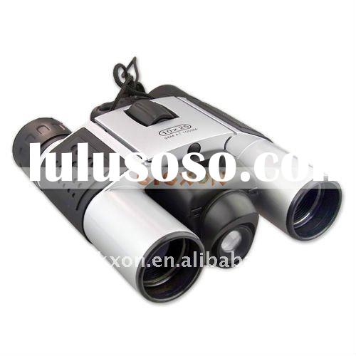 10x25 Binoculars Digital Camera Digital video record PC cam all in one