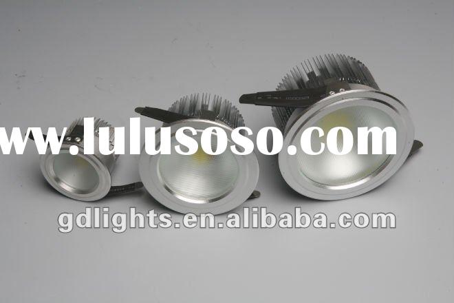 15W High power dimmable led downlight with 3Years warranty