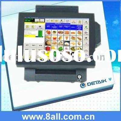 15inch all in one POS System Touch Terminal / touch screen monitor retail pos system, Point of sales