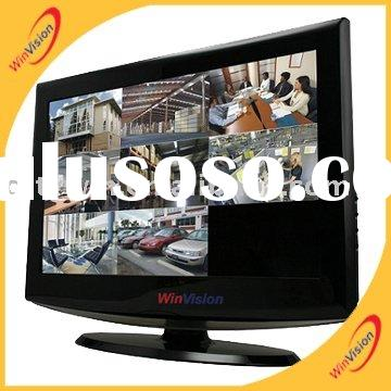 """19"""" Lcd monitor all in one DVR"""