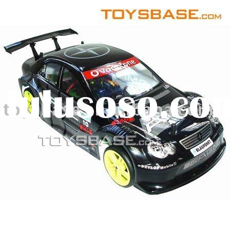 1:10 High Speed electric rc rally cars with brush and belt