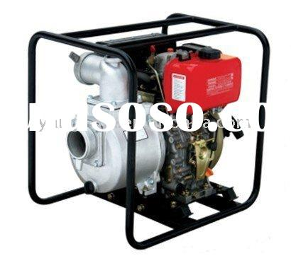 1.5/2/3 inch air cooled engine power high pressure multistage gasoline water pump