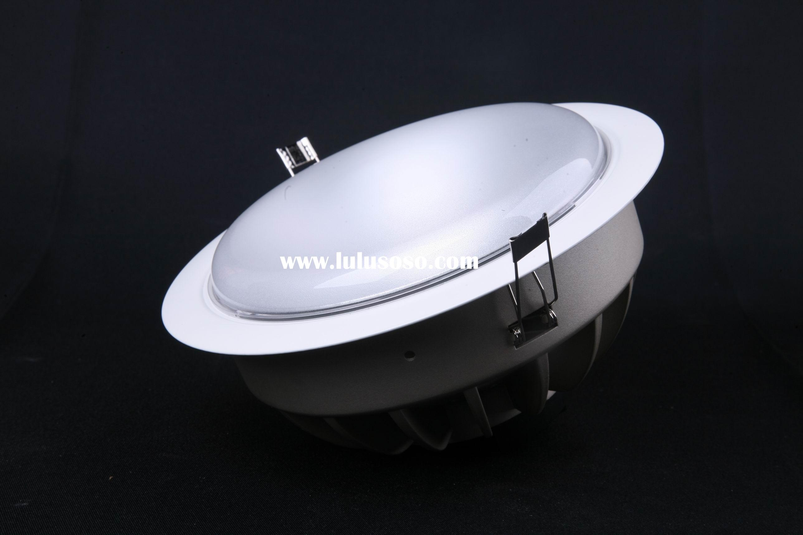 1x20 W high power dimmable led downlight