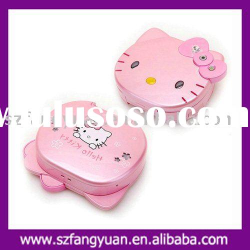 2010 new hello kitty cartoon lovely cell phone K688 Children phone +1GB free card