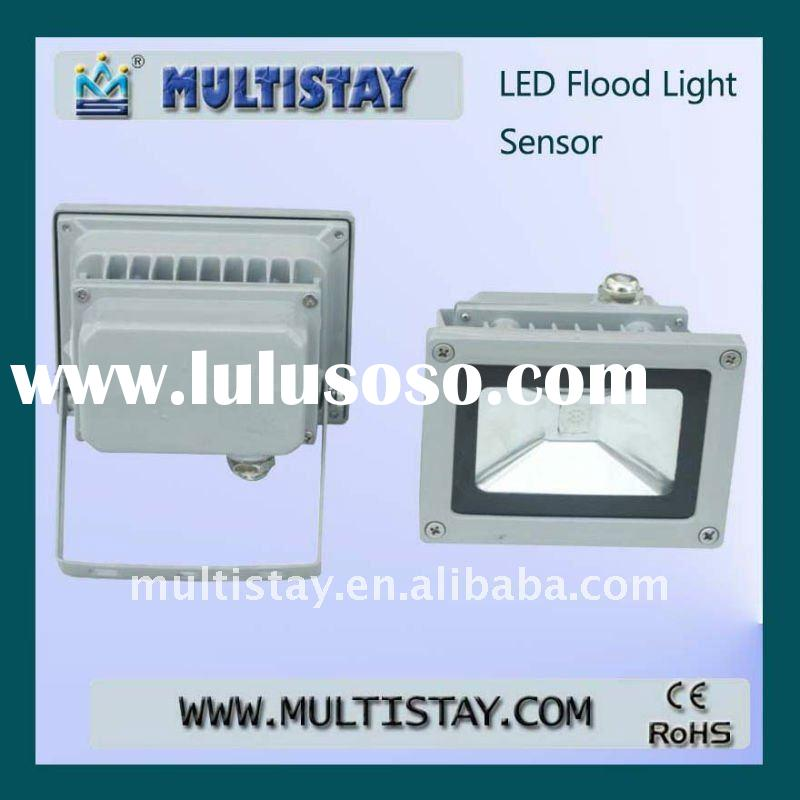 2011 10w led flood light with high driver CE and RoHS approved