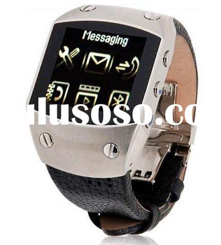 2011 1.5 inch OLED touch screen watch mobile phone K12(accept paypal)
