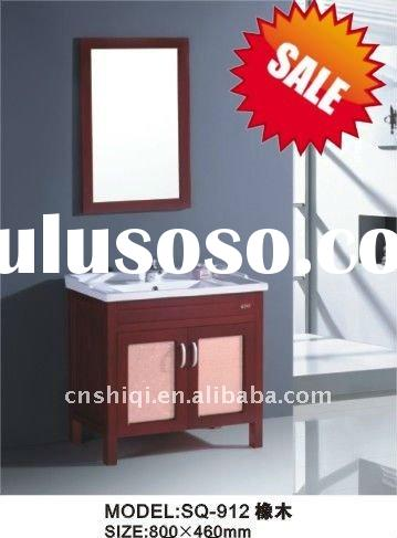 2011 Hot Sell Bathroom Sink Base cabinet/Ready Made Cabinet