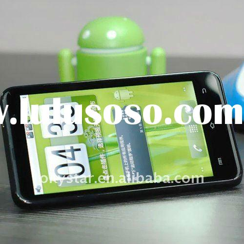 2012 4.3 inch capacitive screen Android 2.3 3G cell phone