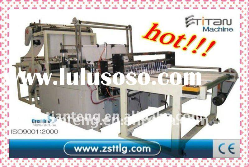 2012 New Computer Control Six Lines High Speed Bag Making Machine
