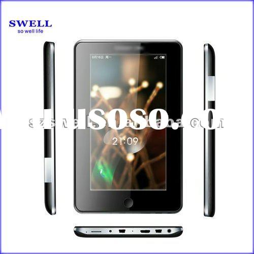 2012 Nice full function built-in 3g/GPS/Bluetooth android cheap 3g tablet pc(TP79D)3.0UI