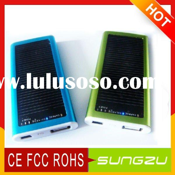 2012 USB Stylish Mobile Phone Solar Charger from Shenzhen Manufacturer