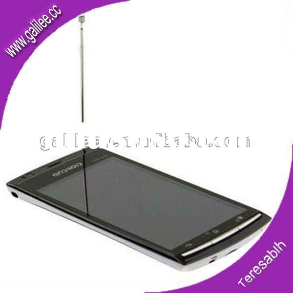 """2012 hot selling 4.1"""" 3G WCDMA Capactive multi-touch screen mobile with 8MP(GLLX18)"""